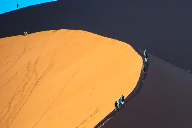 A Photographer's Dream:  Sossusvlei