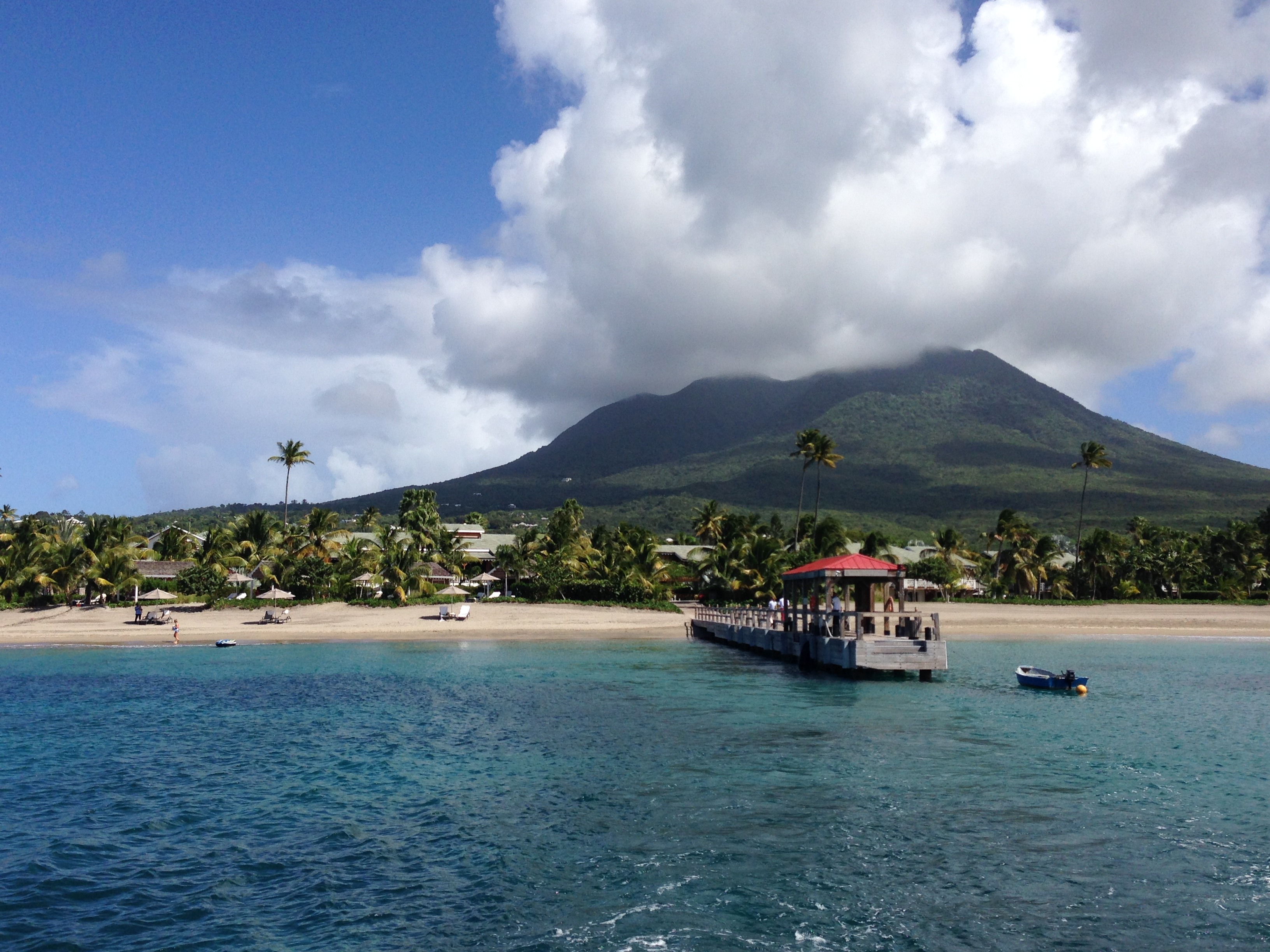 "Time to ""Lime"" at Four Seasons Nevis"