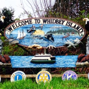 Whidbey Island vacation