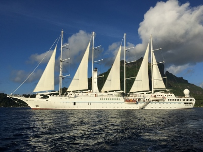 Exploring French Polynesia with Windstar Cruises