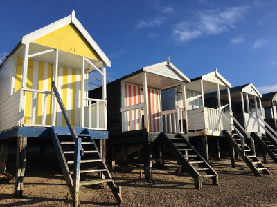 England Travel:  Featuring Southend-on-Sea in Essex