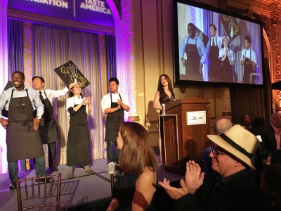 Windstar Cruises Hosts a Culinary Celebration with the James Beard Foundation