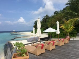top places to stay maldives