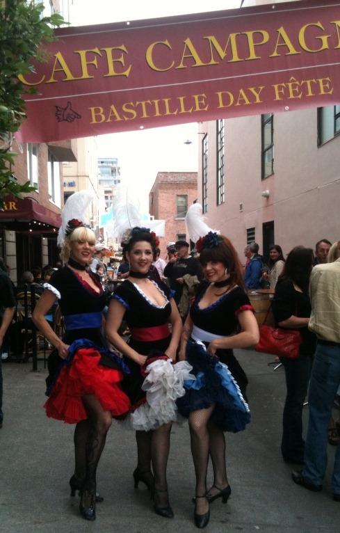 La Fête Nationale – Bastille Day in Seattle