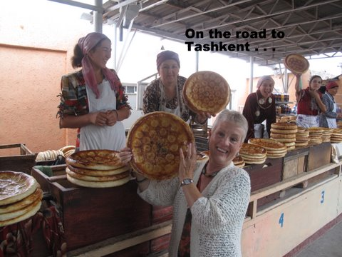 Silk Route & the 5 Stans:  Kazakhstan, Kyrgyzstan, Uzbekistan, Tajikistan and Turkmenistan