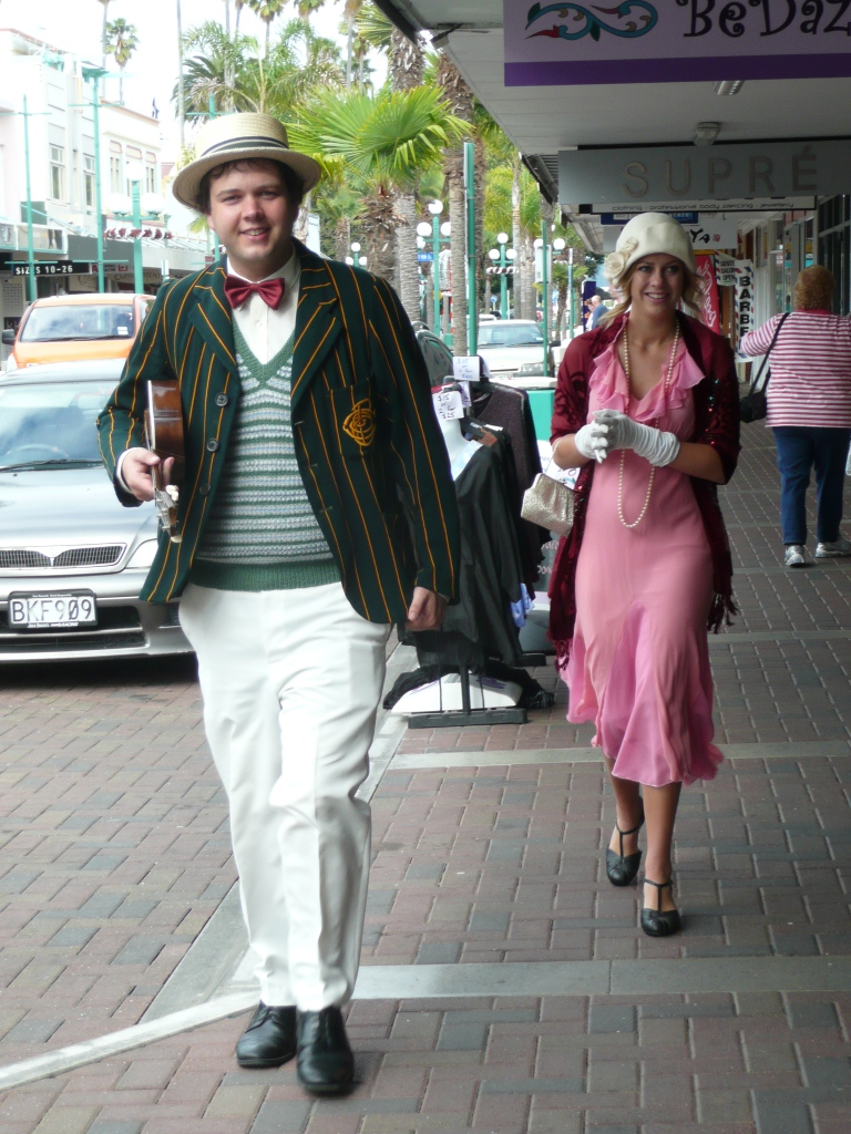 Great Gatsby in Napier