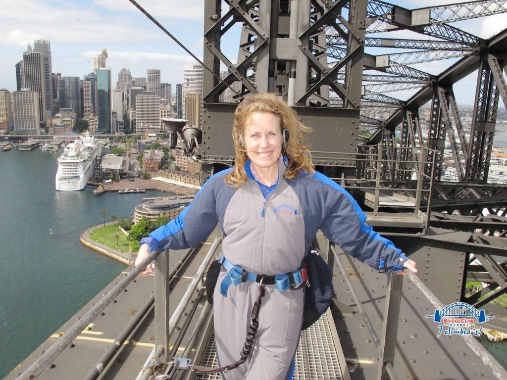 Get a 360 View of Sydney!  The Bridge Climb Challenge
