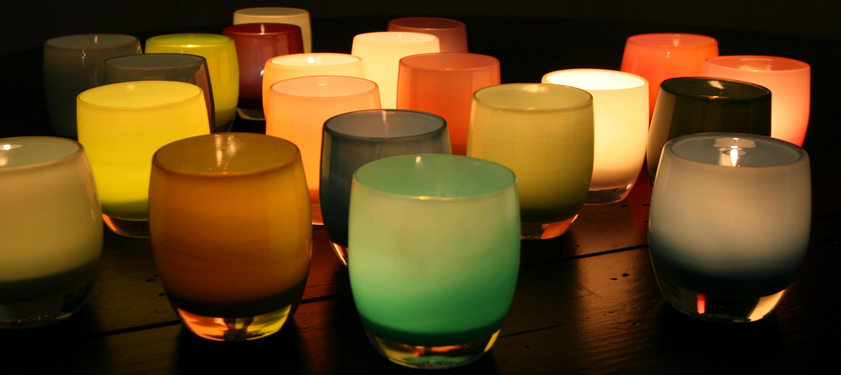 glassybaby, a symbol of hope & light