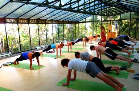 world yoga retreats