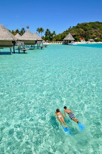An Oasis within an Oasis … InterContinental French Polynesia