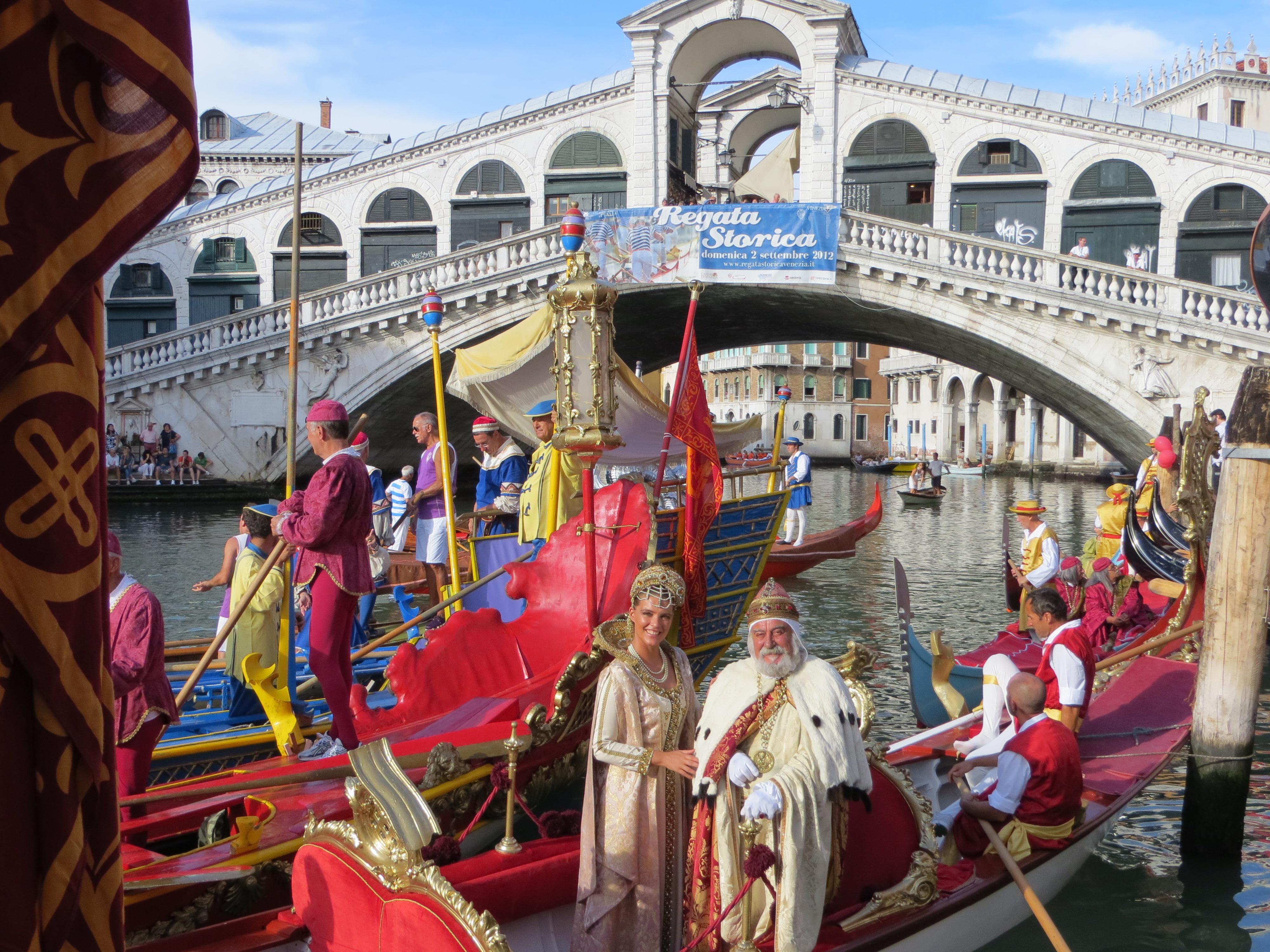 Regata Storica – Venezia 2012