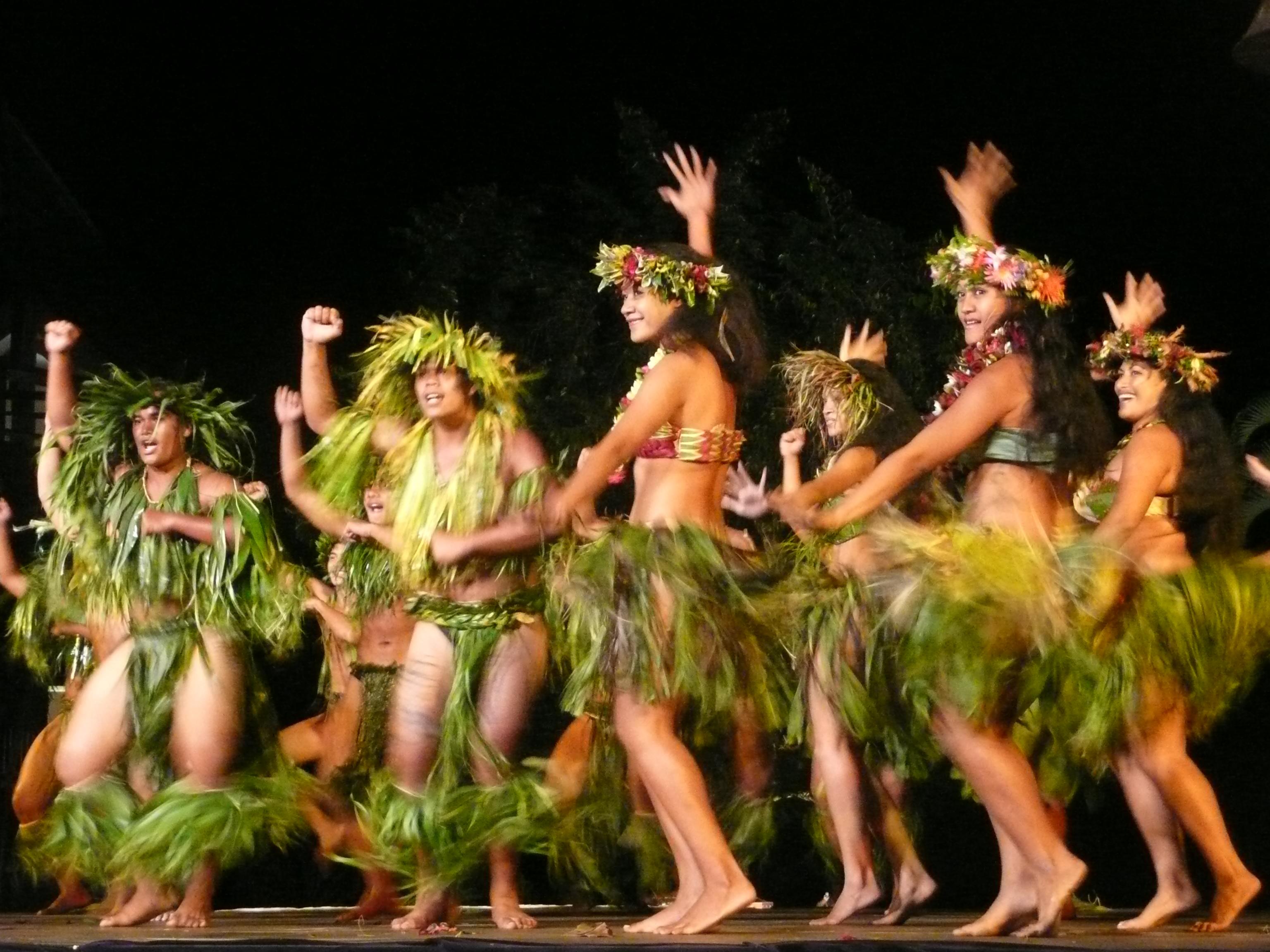 Heiva i Tahiti at Le Meridien