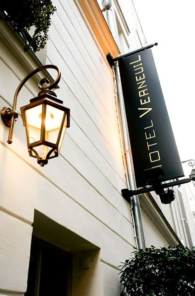 Hotel Verneuil – Sleep in the Heart of Paris!