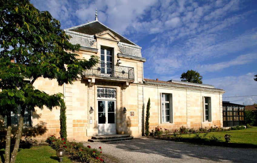 5-Star Chateau Cordeillan Bages