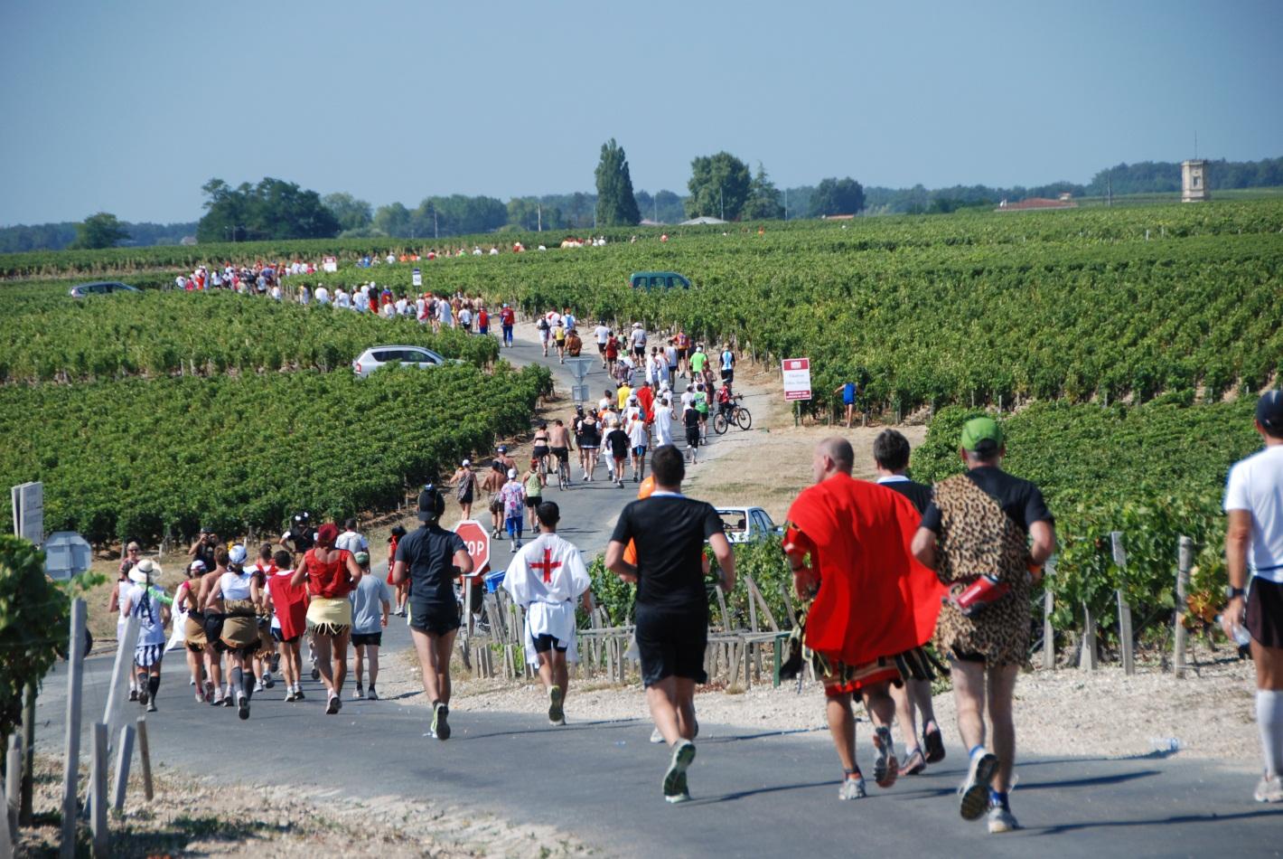 Le Vingt-Huit [28th] Marathon du Medoc – 2012