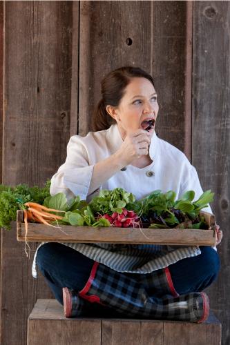 Lisa Dupar & Her Pomegranate Bistro