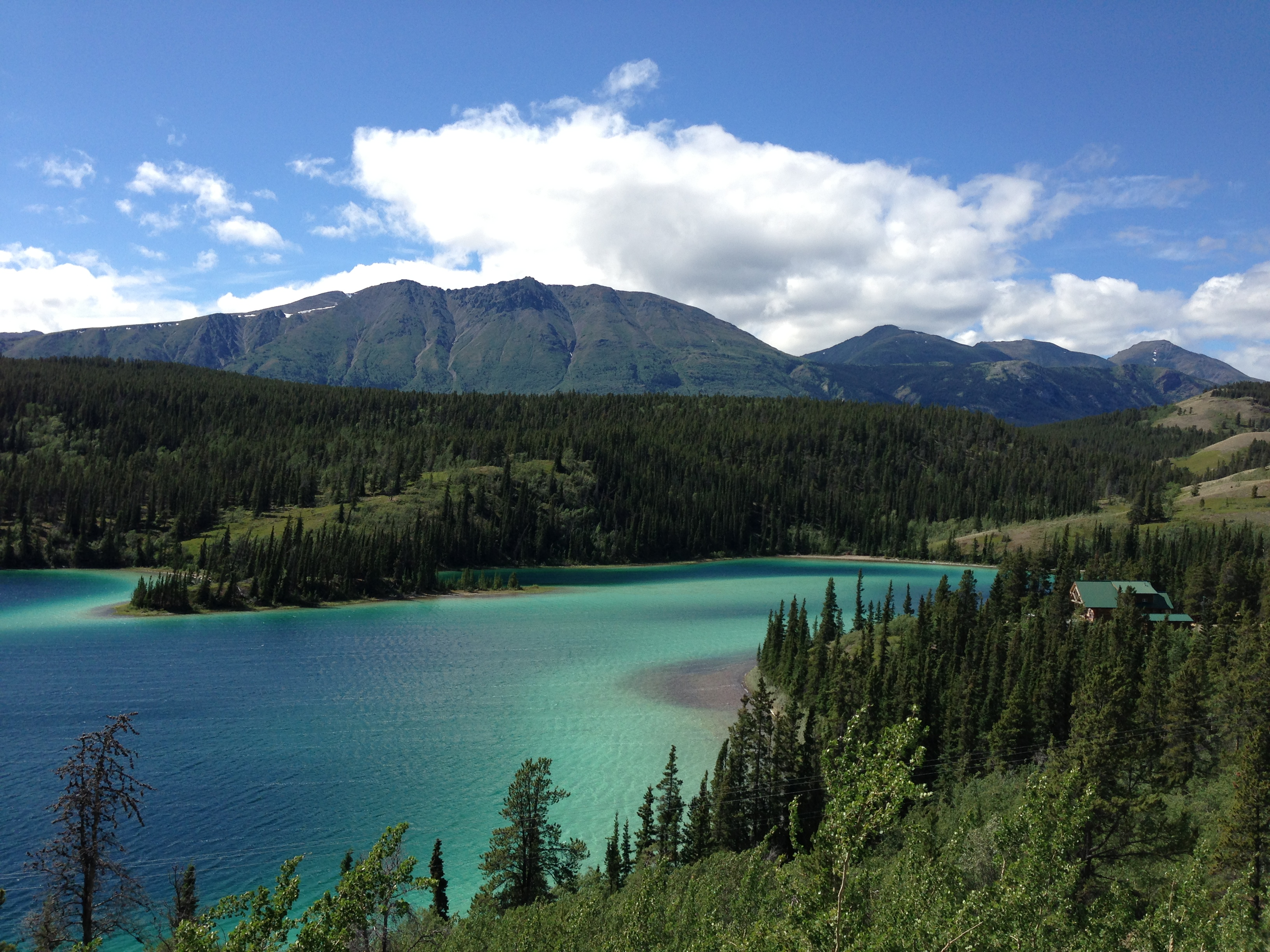 Skagway and the Great Yukon