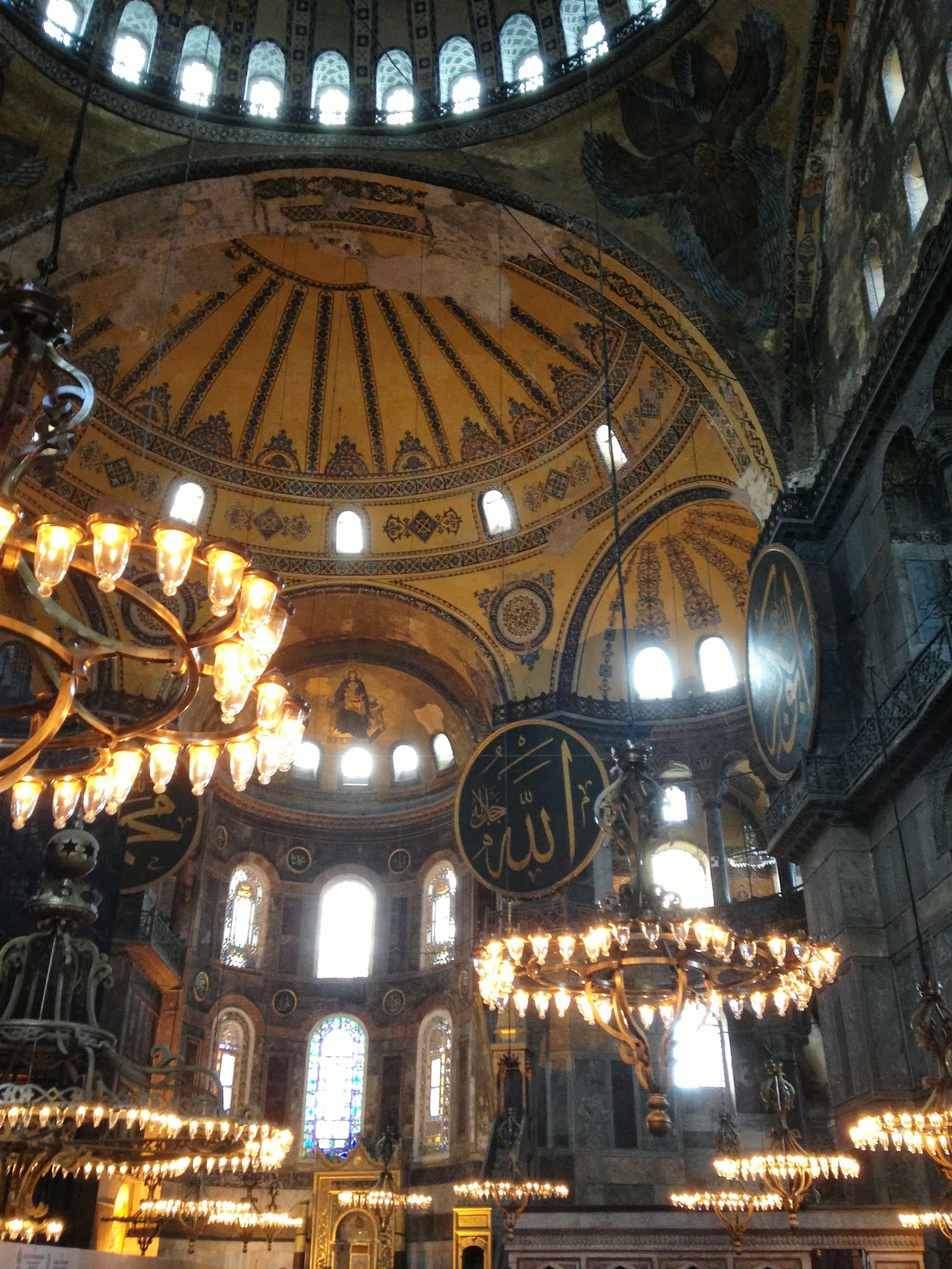 East Meets West in Istanbul