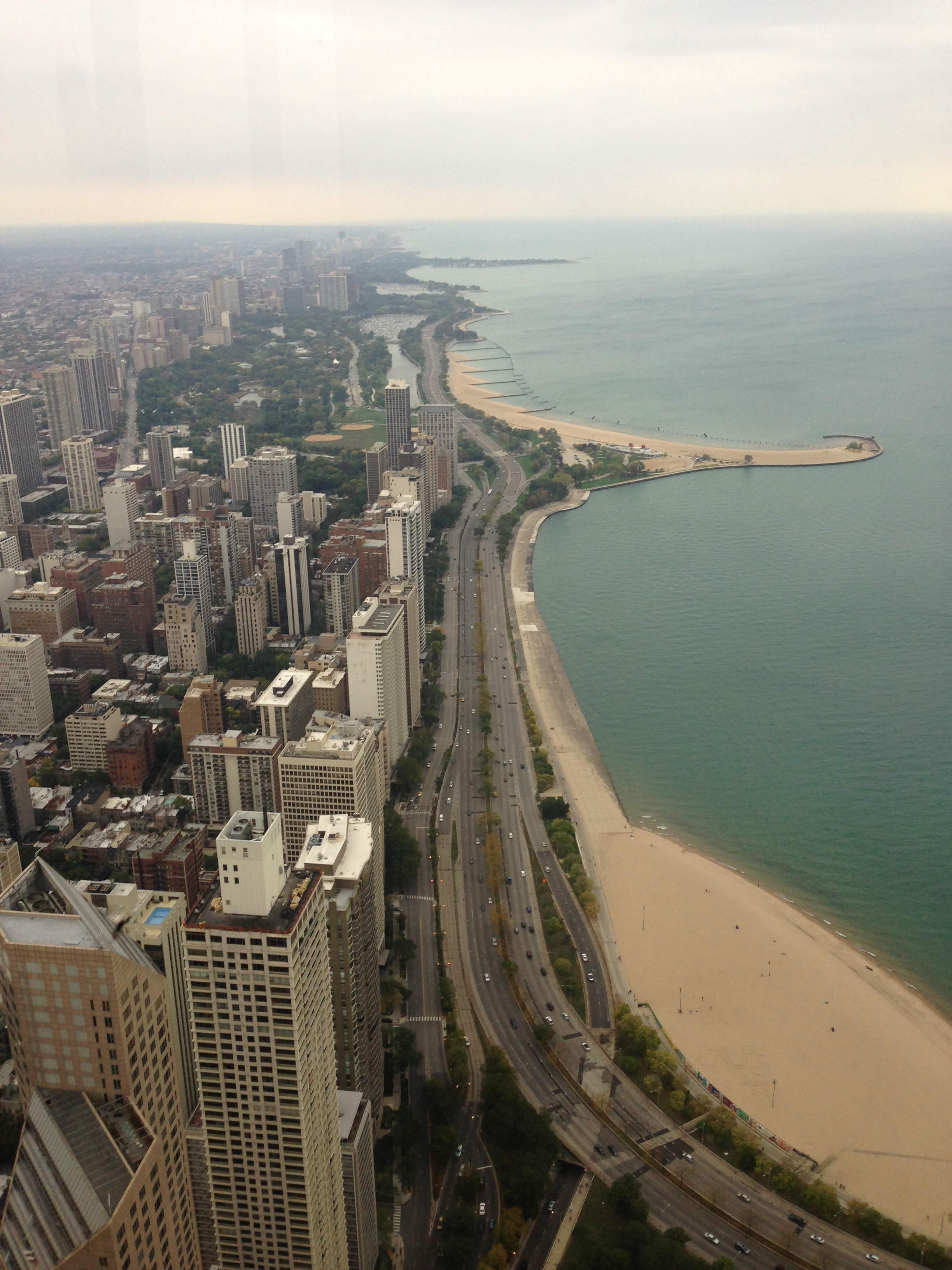 48 Hours Breezing through Chicago