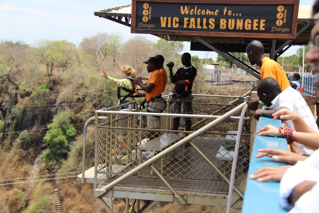 Victoria Falls Bungee Adventure