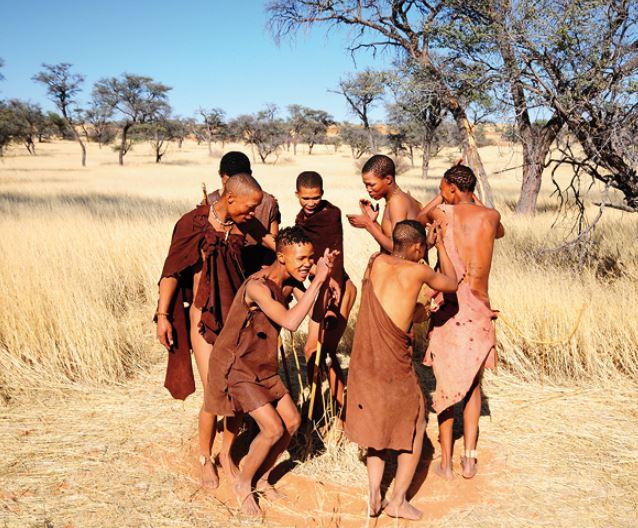 The Kalahari – Soul of the World