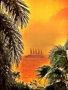 Breezing Through the Caribbean on Windstar