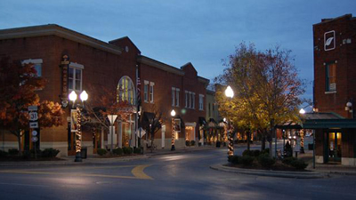Don't miss this quaint little town right outside of Nashville – a walk down Main Street takes you back in time and transports you to an era when things were simpler.