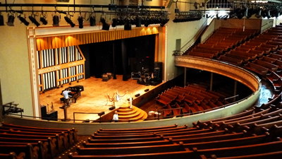 """The original """"Grande Ole Opry"""" – you won't want to miss this beautifully constructed auditorium right in the heart of downtown."""