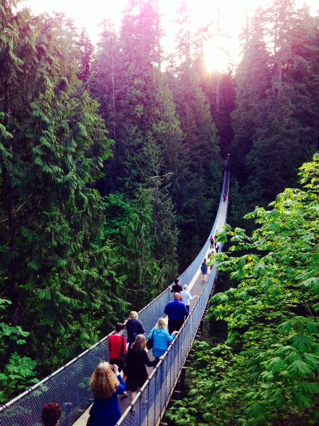 Pacific Northwest Getaways:  Seattle to B.C. & Back!