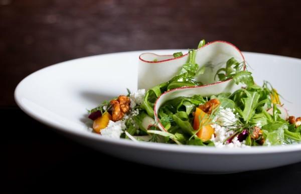 World Recipe:  Apple Beet Salad – Hawksworth Restaurant, Vancouver B.C.