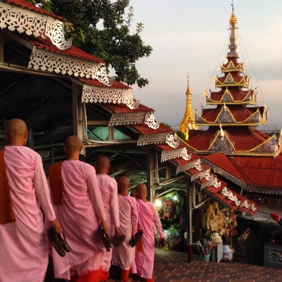 Myanmar's Top Places to Visit