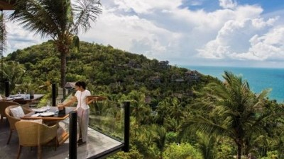 KOH, Thai Kitchen & Bar at Four Seasons Koh Samui, features authentic Thai flavors.  Overlooking a plantation of coconut palms and cooled by breezes from the Gulf of Thailand, KOH offers a setting and ambience like nowhere else on the island.