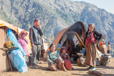 SIGN UP!  Nepal Rebuilding Trips