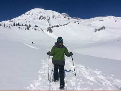 Snowshoeing Escape