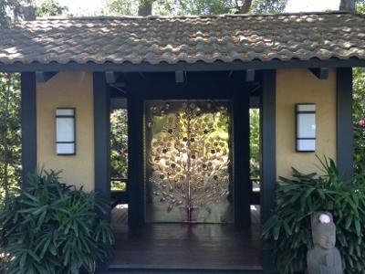Behind The Golden Door