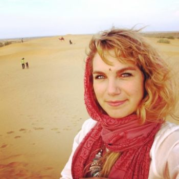 Global Adventuress of the Month: Brenna Holeman