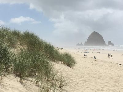 Cannon Beach, Oregon's Coastal Getaway