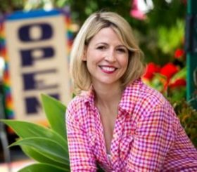 Who's Who in Travel?  Samantha Brown!