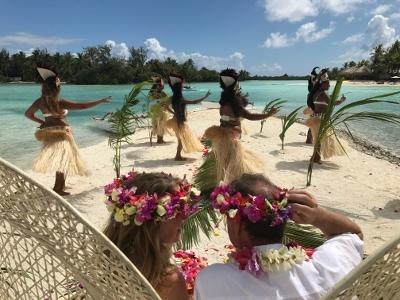 Bora Bora, Island of Romance