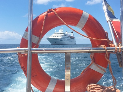 Windstar Cruise Adventures in a Caribbean Paradise