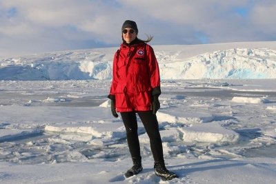 Letter From Antarctica — Environment Conservation