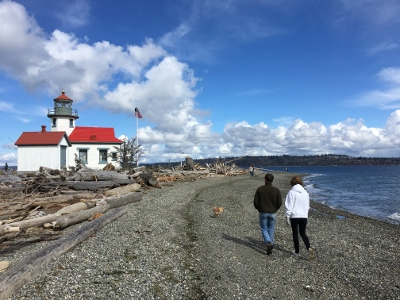 Pacific Northwest Getaway Series:  Vashon Island