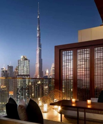 Hotel Spotlight:  Renaissance Downtown Dubai