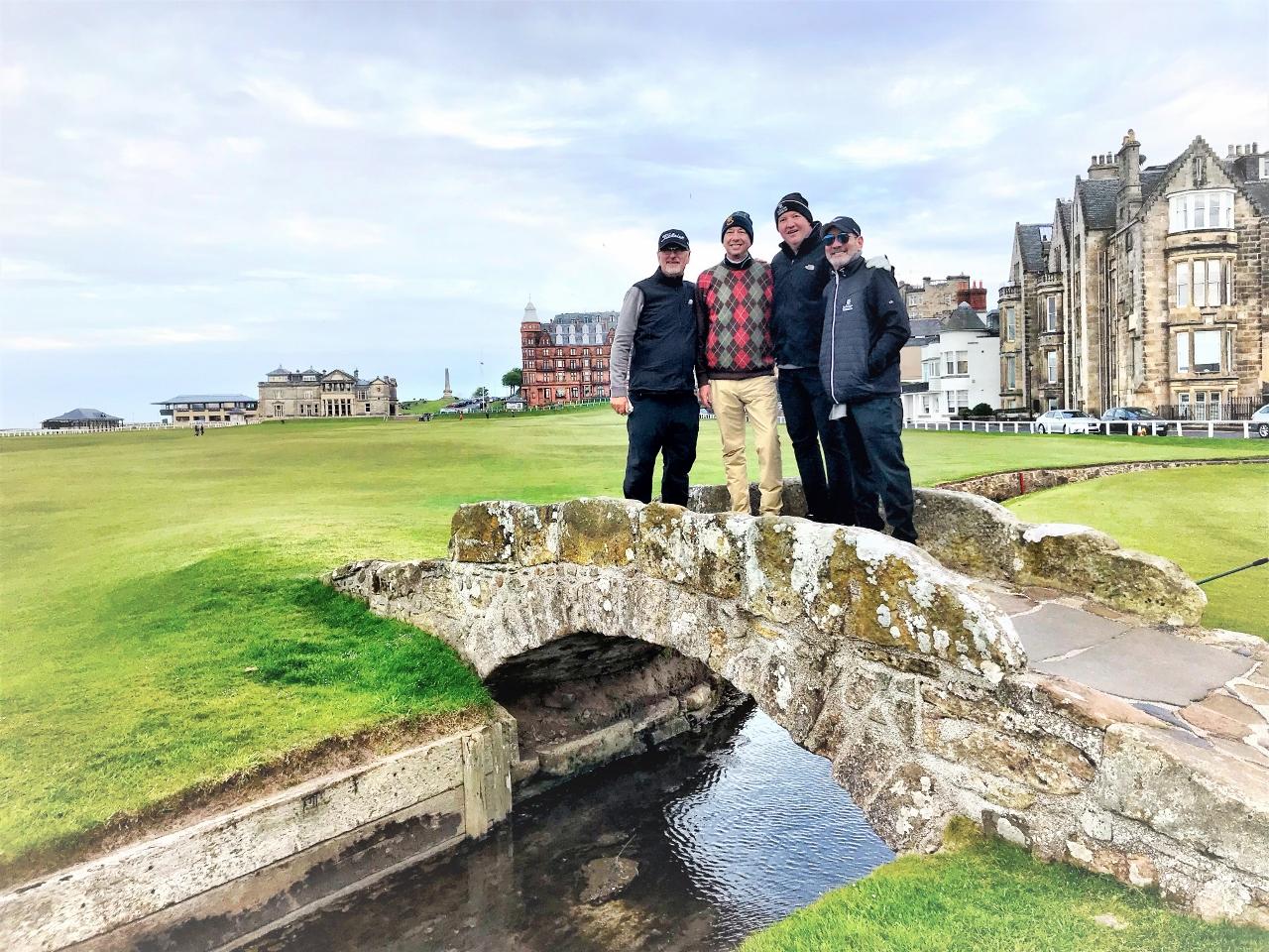 Scotland's Top Golf Courses