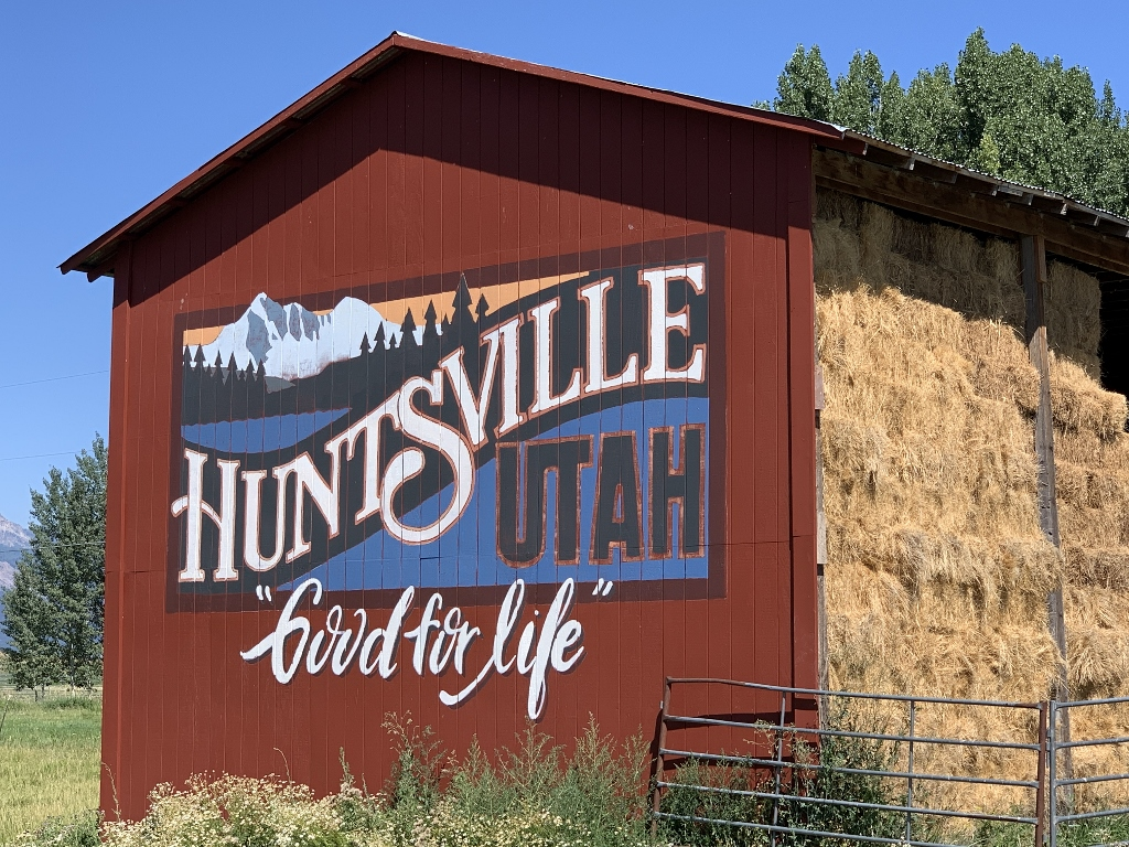 Utah's Best-Kept Secret:  Huntsville