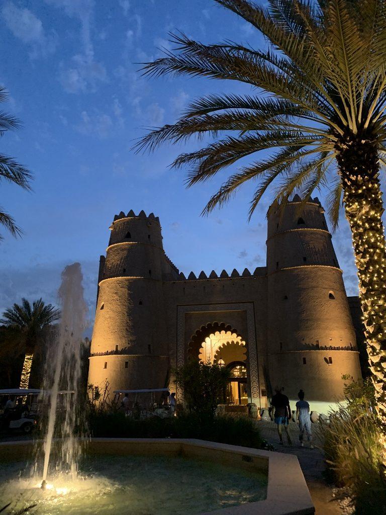 Abu Dhabi's Desert Oasis – Qasr Al Sarab