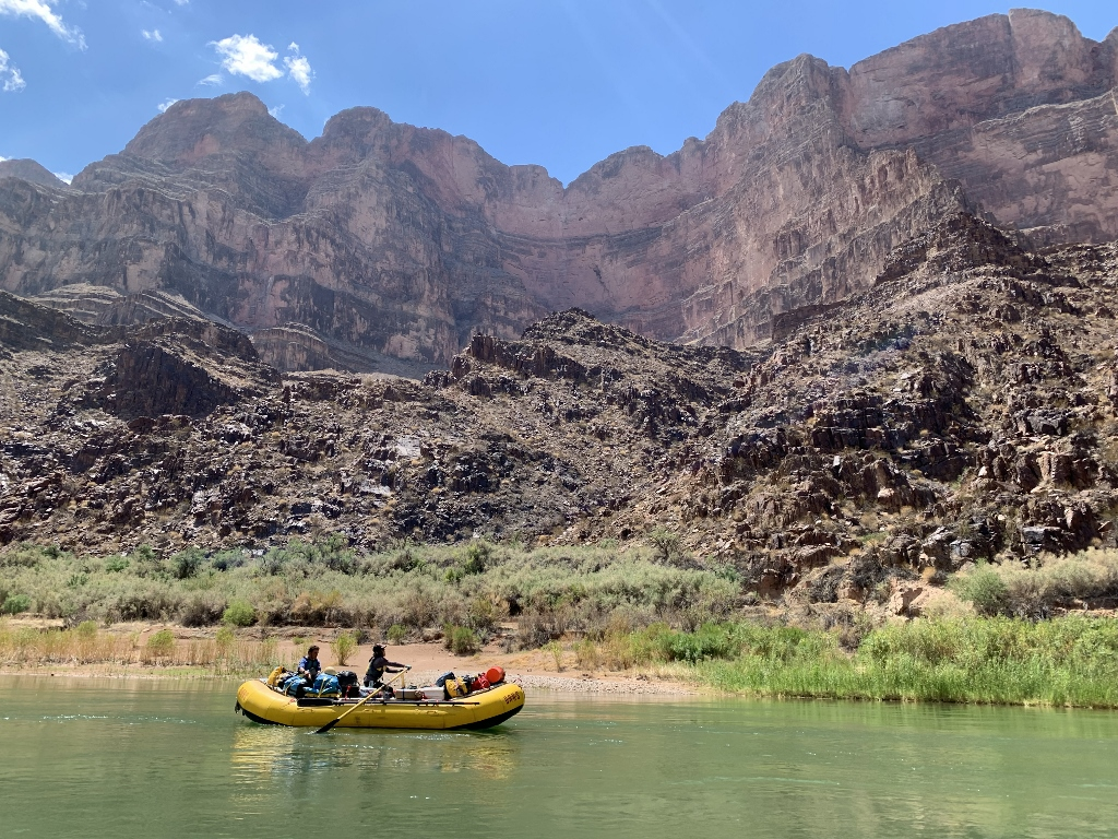 Four Days Rafting the Grand Canyon