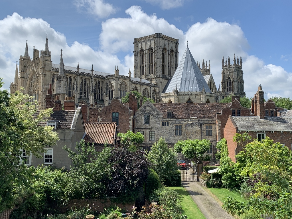 England Getaways:  York