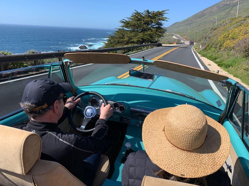 Hottest Ticket in Town!  Monterey Car Week 2021