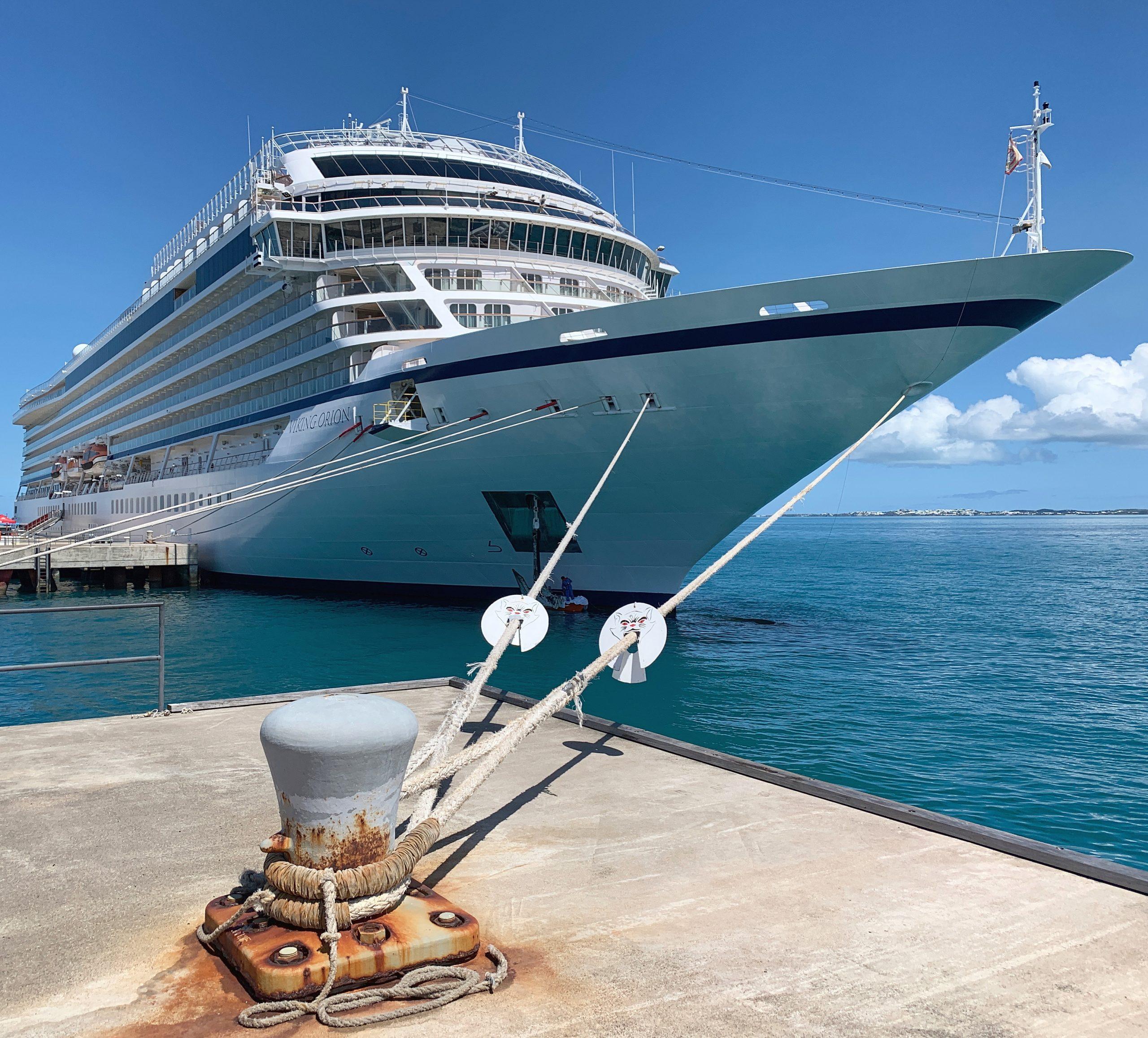 Exploring the Bermuda Triangle with Viking Cruises